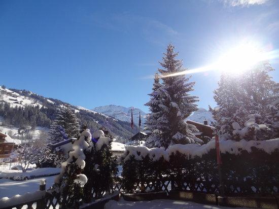 Alpenhotel Residence: Winter 2