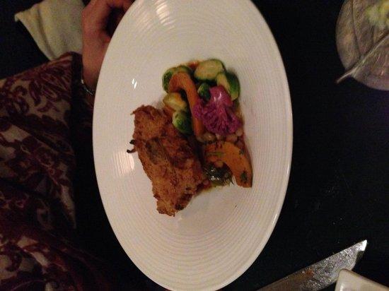 Talisker on Main: Fried Chicken