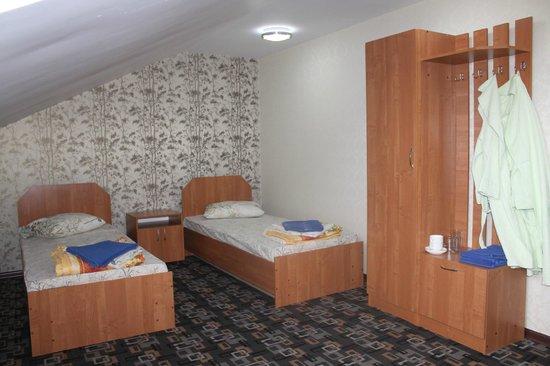 London House Hotel: 2х местный стандарт, с 2-мя кроватями
