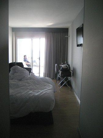 Hotel Chiqui: Zimmer