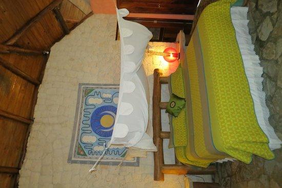 Natura Cabana Boutique Hotel & SPA: Bedroom at Caracol