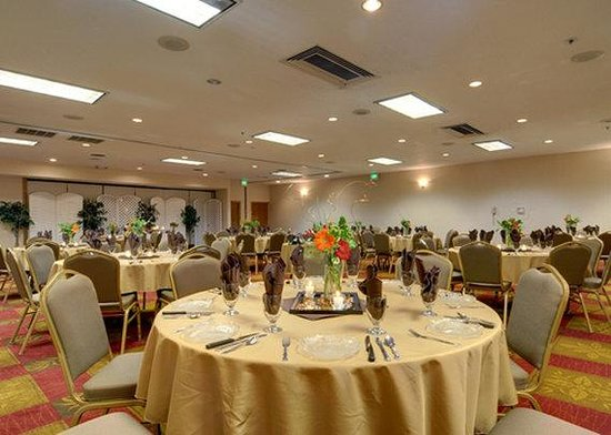 Clarion Inn: Banquet Room (OpenTravel Alliance - Ballroom)