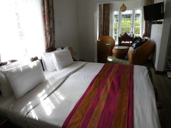 Glendower Hotel: suite