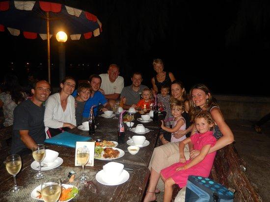 Christiane's blue residence: resto bord de mer, une bonne adresse de Jean Michel