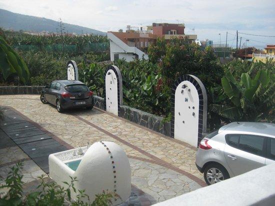 Villa Rosalva: Ausblick