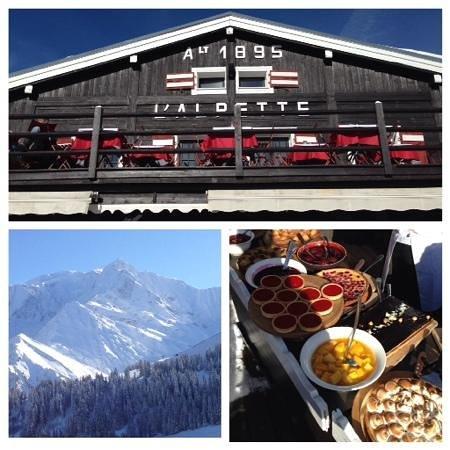 Restaurant L'Alpette : Top lokatie