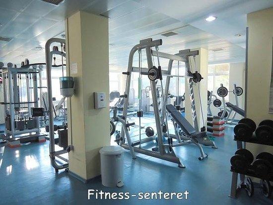 Balcova Termal Otel: Fitness center