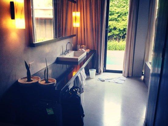 X2 Koh Samui Resort - All Spa Inclusive: Bathroom.