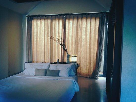 X2 Koh Samui Resort - All Spa Inclusive: Bedroom.