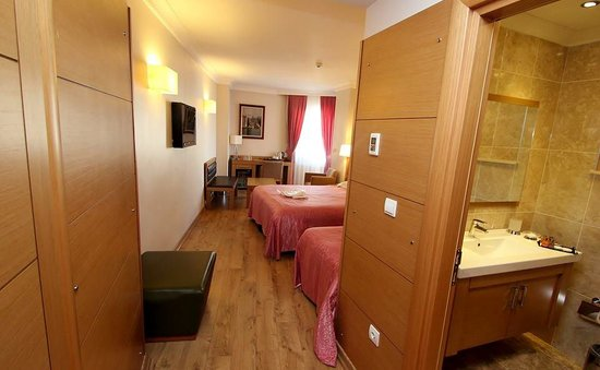 Levent Otel Istanbul: rooms