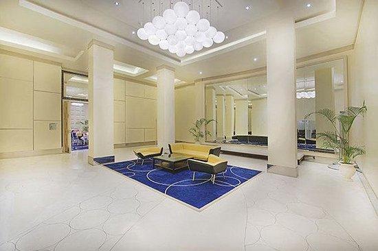 Mövenpick Hotel Mactan Island Cebu : Lobby