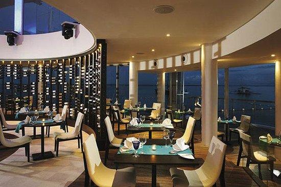 Mövenpick Hotel Mactan Island Cebu : Restaurant