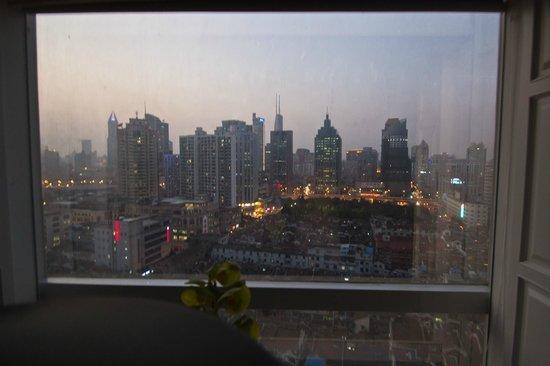 SSAW Boutique Hotel Shanghai Bund: View