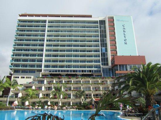 Pestana Carlton Madeira : отель
