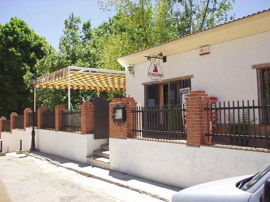 Alfacar, Spain: Restaurante Terraza EL PATIO
