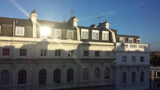 Portobello Hotel: vista dalla camera