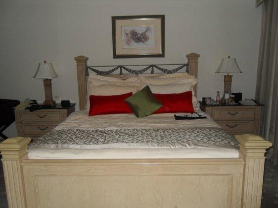 Le Royal Meridien Beach Resort & Spa: sleeping like a baby