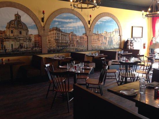 Ristorante Roma: Dinner room