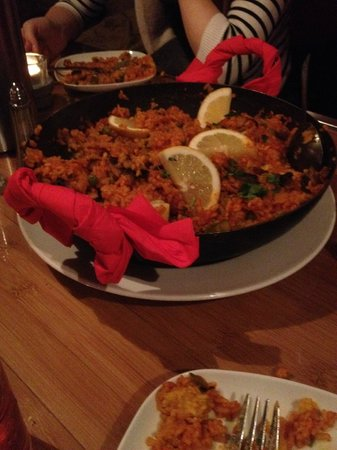 2 Taps: Full paella
