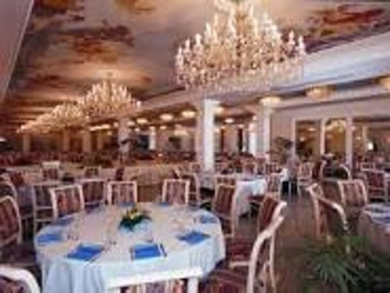 Hotel Alexander Palace : ottimo  la colazione