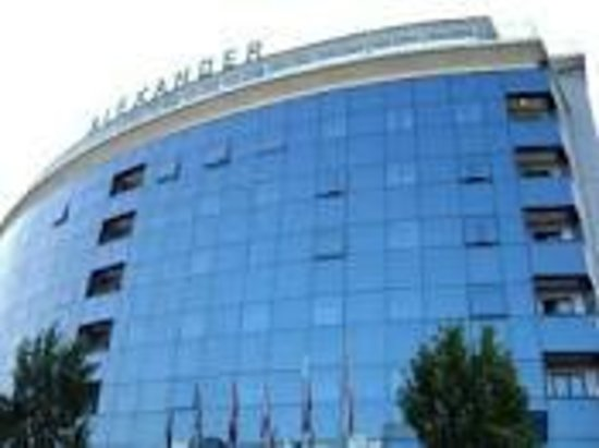 Hotel Alexander Palace : esterno hotel