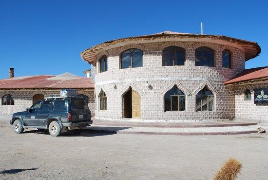 Cristal Samana Salt Hotel: Fachada do hotel