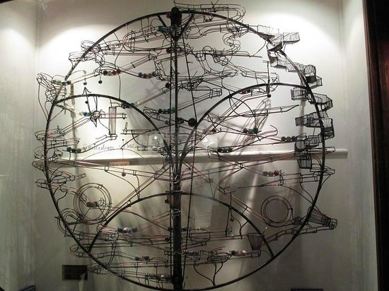 Large Marble Run Picture Of House Of Marbles Bovey