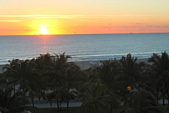 Winter Haven, Autograph Collection: Sunrise from room