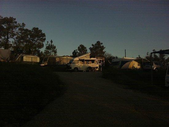 Casa Rosa : Caravan/Motorhome pitches