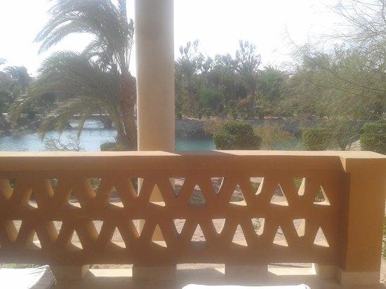 Sheraton Miramar Resort El Gouna: Lagoon room view