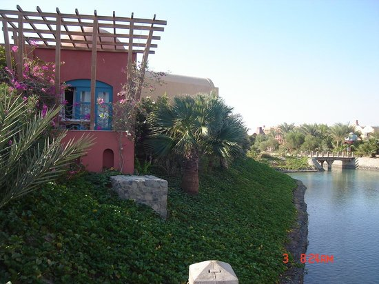 Sheraton Miramar Resort El Gouna: Lagoon & greenery