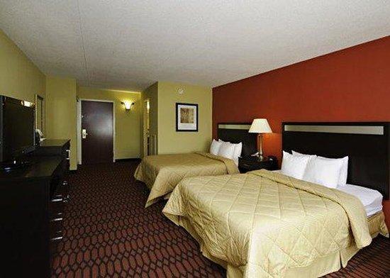 Comfort Inn Harrisburg: Guest Room