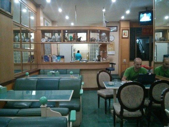 Laem Thong Hotel: Lobby