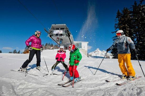Landhaus Vierthaler: Skifahren