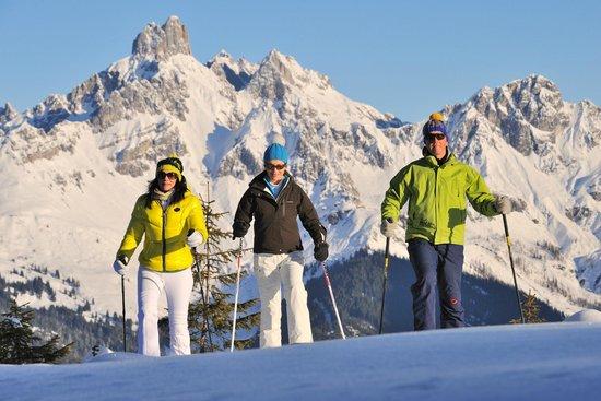 Landhaus Vierthaler: Winterwandern