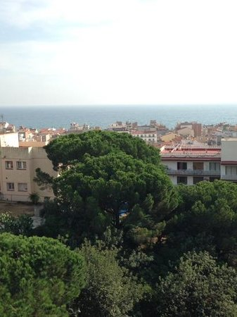 H·TOP Calella Palace : roof view