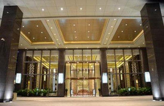 Pengfu Hotel: Lobby Exterior