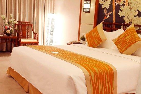 Fuqiao Hotel: Deluxe Queen Size