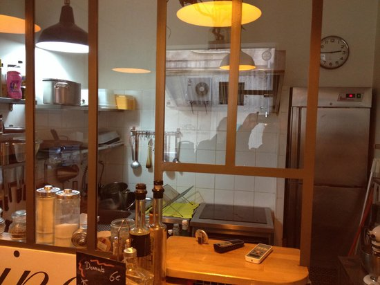 O'Bidul : Petit photo de ce petit restaurant