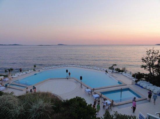 Hotel Orphee : Pool