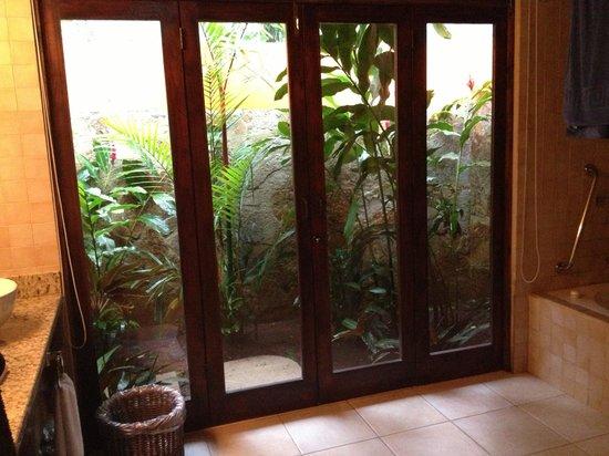 Rio Celeste Hideaway Hotel : bathroom.