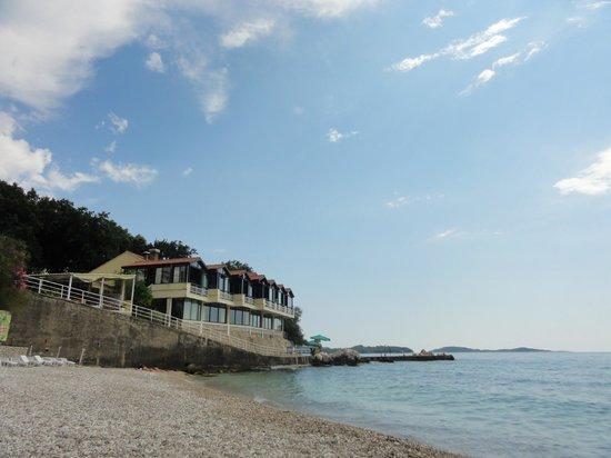 Hotel Orphee : Taverna Plat