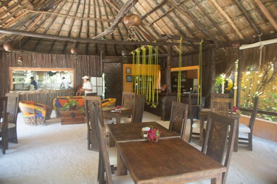 Retiro Maya Villas: Dining area