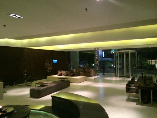 Beaumonde The Fern, An Ecotel Hotel: Reception