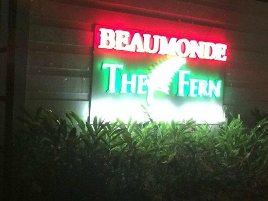 Beaumonde The Fern, An Ecotel Hotel: Hotel Beaumonde
