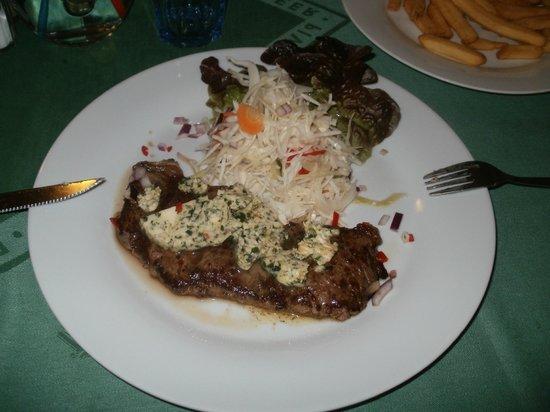 Restaurace Druhej SvEt: Steak