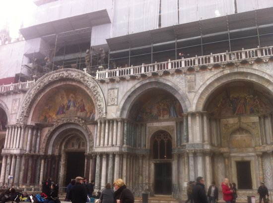 Markusdom (Basilica di San Marco): Basilique Saint-Marc