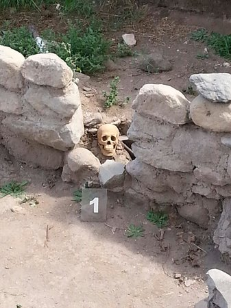 Parque Arqueologico Rumipamba