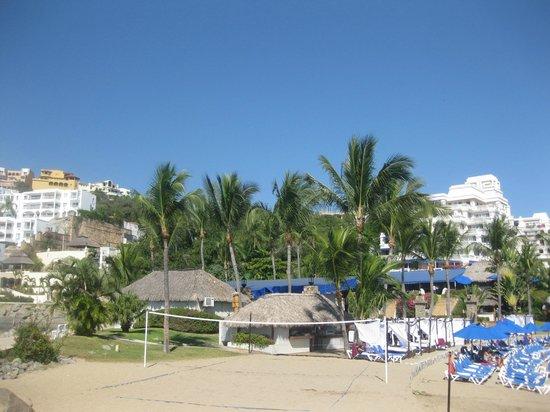 Barcelo Karmina : Beach Volleyball Area