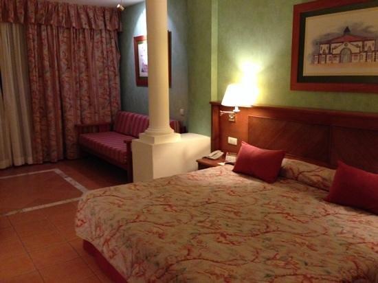 Bahia Principe Tenerife: our room number 10207